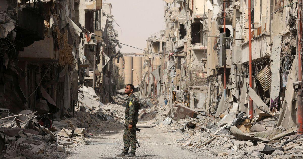 Правоозахисники сообщили о трех тысячах погибших в результате войны в Сирии в течение месяца
