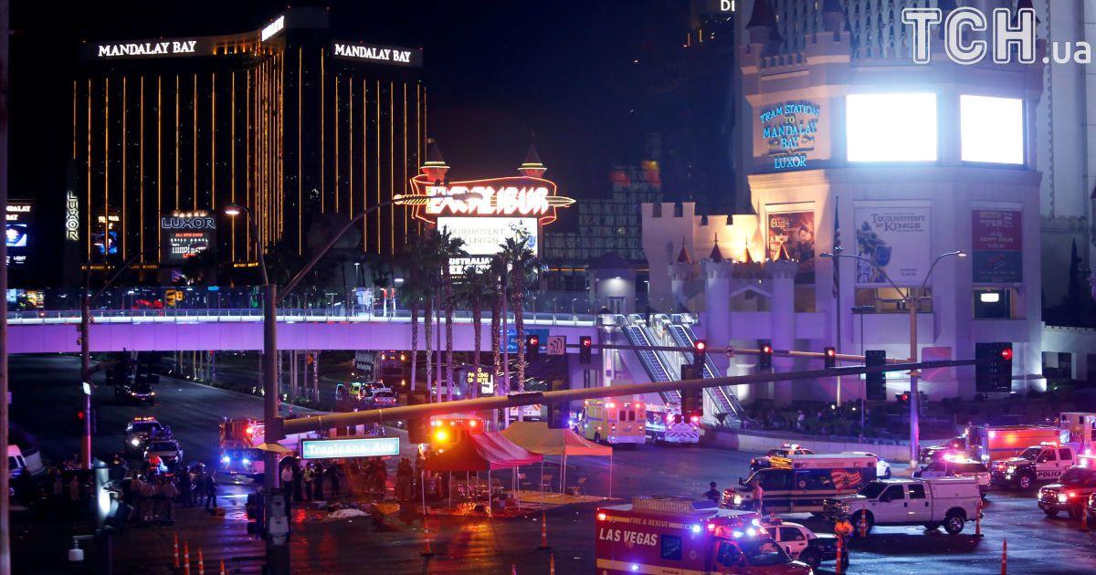 Численность погибших и пострадавших в кровавой стрельбе в Лас-Вегасе стремительно растет