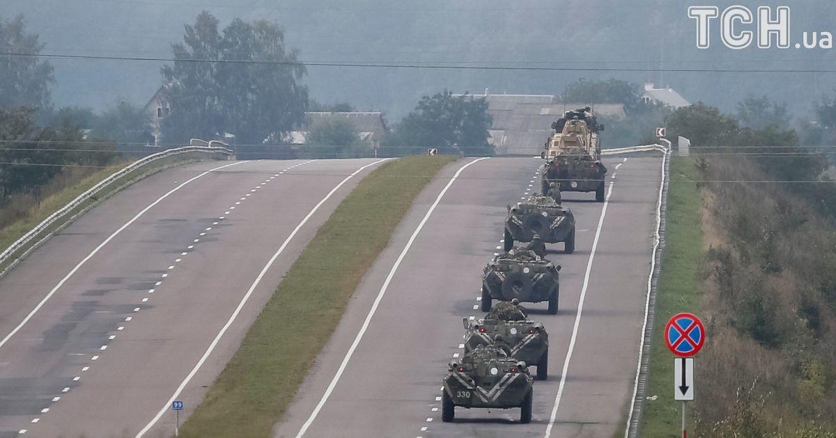 Дорогу вблизи Калиновки разблокировали для движения транспорта