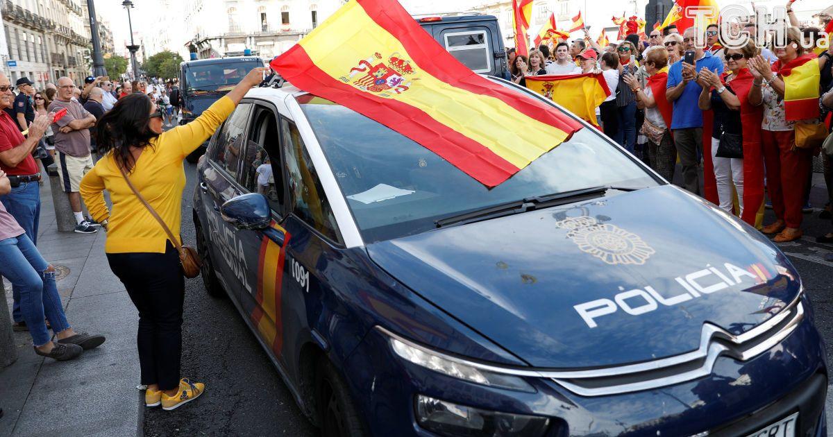 Украина не признает результаты каталонского референдума за независимость