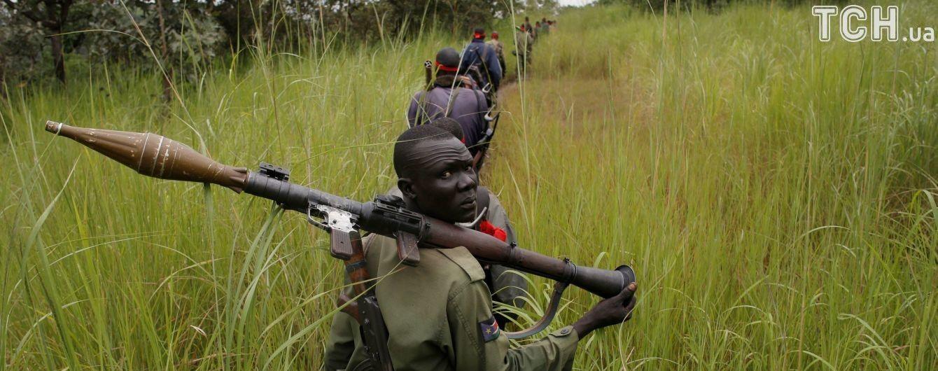 Amnesty International сообщила о незаконных поставках украинского оружия в Южный Судан