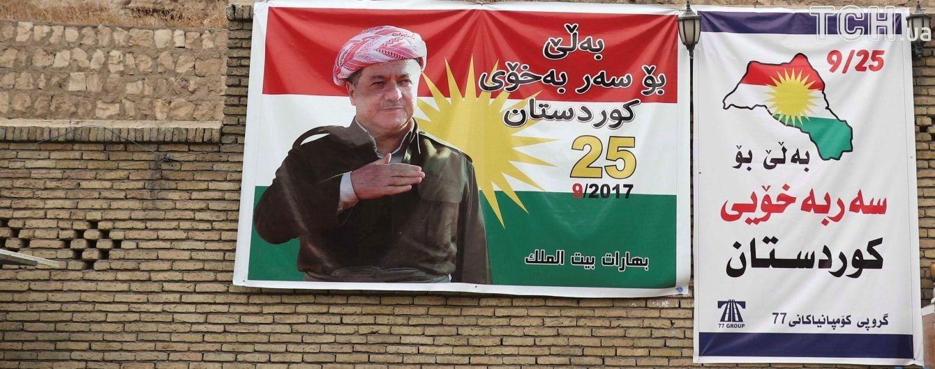 Войска Ирака вошли в Киркук