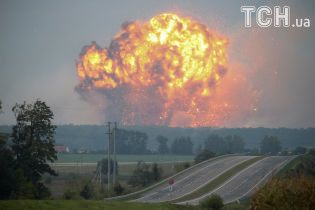 Шесть самых масштабных взрывов боеприпасов на военных складах за время войны на Донбассе. Интерактивная карта