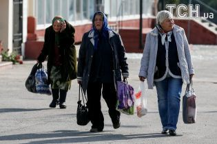 В Калиновку начали возвращаться жители