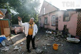 Пожежа на військових складах у Калинівці локалізована – голова ДСНС