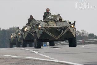ТСН развернула свою студию в Калиновке, где взрываются военные склады