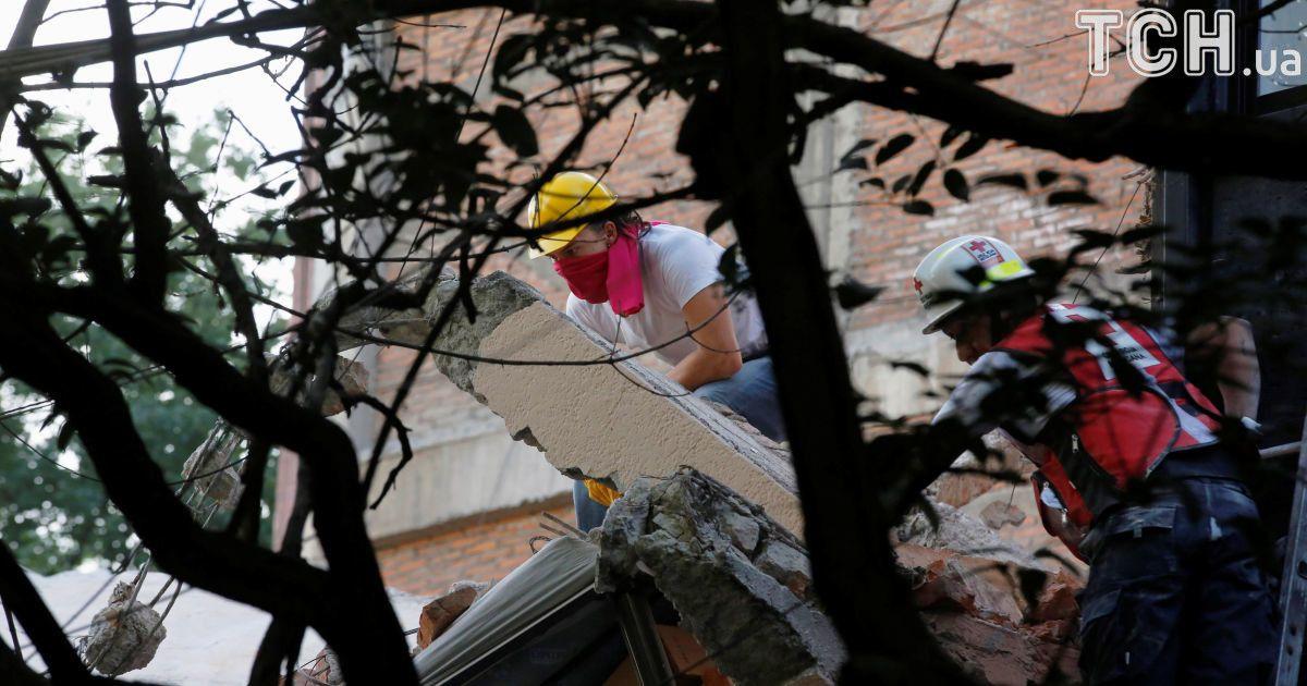 Ужасное землетрясение в Мексике и подробности заседания Генассамблеи ООН. Пять новостей, которые вы могли проспать