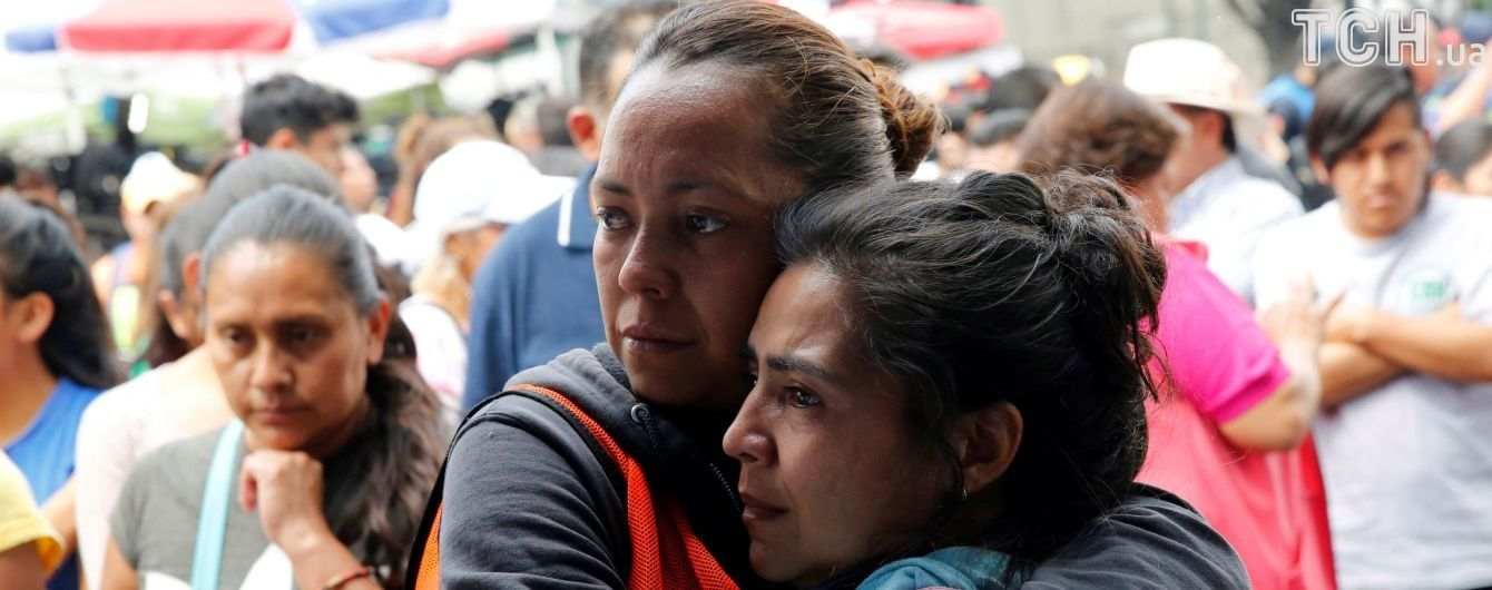 Я схватила вещи, обувь и выбежала из дома. Жительница Мехико рассказала ТСН.uа, как пережила страшную ночь землетрясения