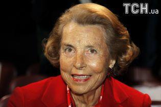 Умерла самая богатая женщина в мире