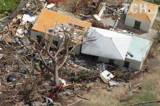 """""""Ирма-2"""": острова Карибского бассейна держат удар мощного урагана """"Мария"""""""