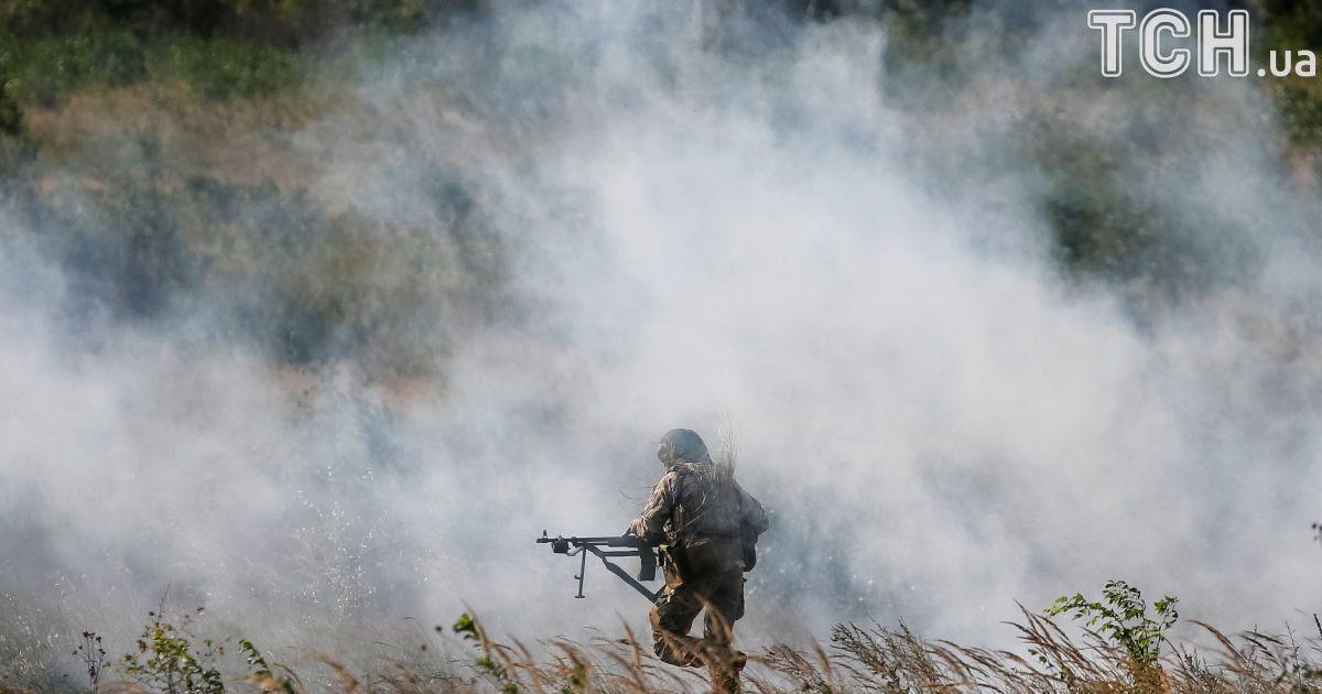Военные делятся опытом