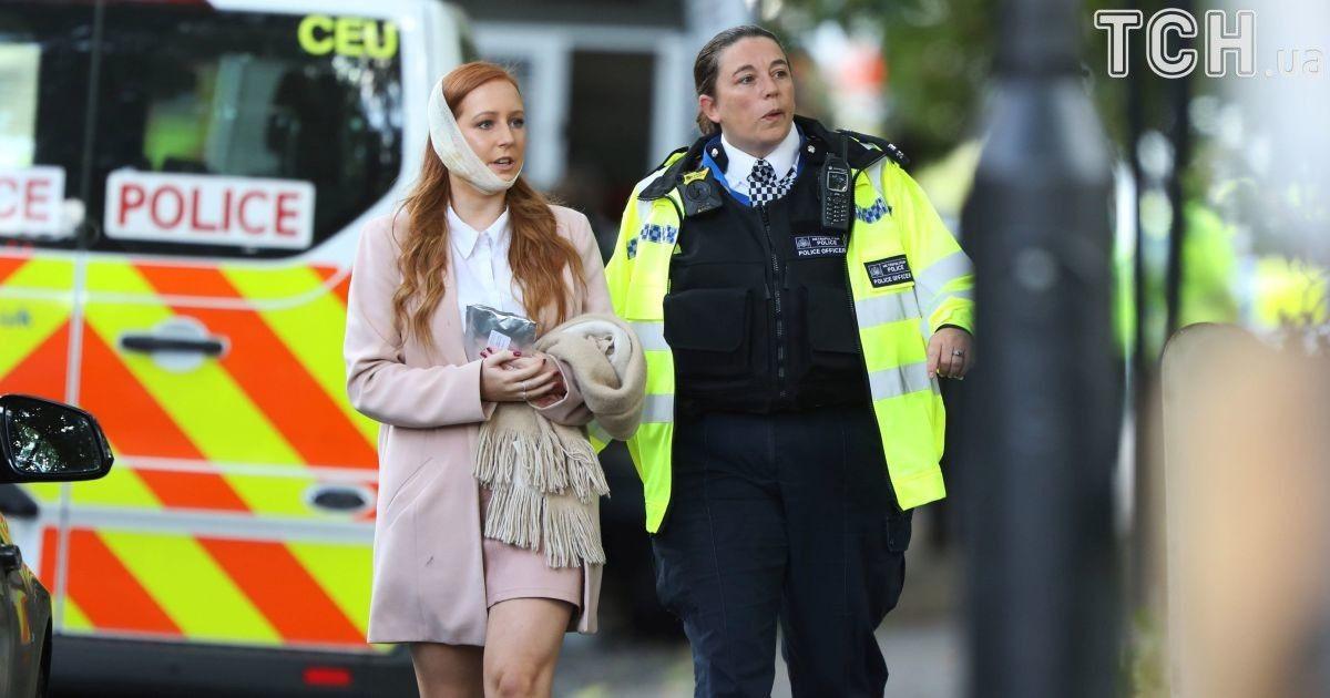 Количество пострадавших в результате взрыва в Лондоне выросло до 29 человек