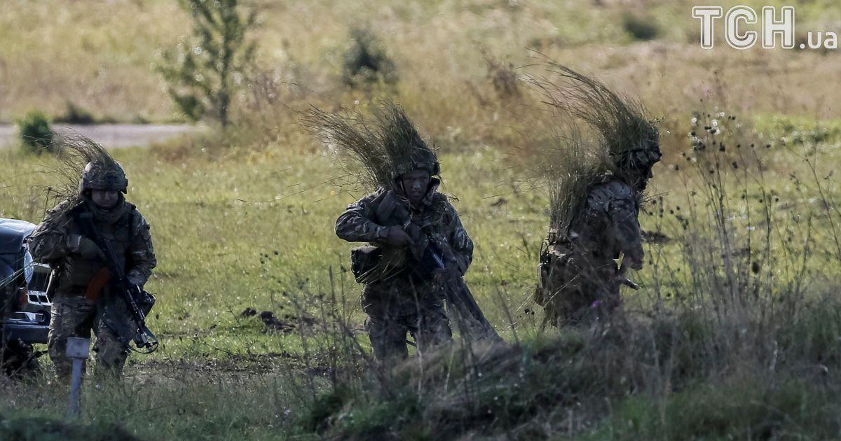 Військові діляться досвідом