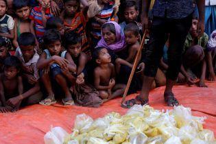 Генсек ООН Гутерреш закликав М'янму припинити розправу над народом рохінджа