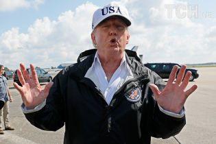 Трамп назвав божевільним стрільця з Лас-Вегаса