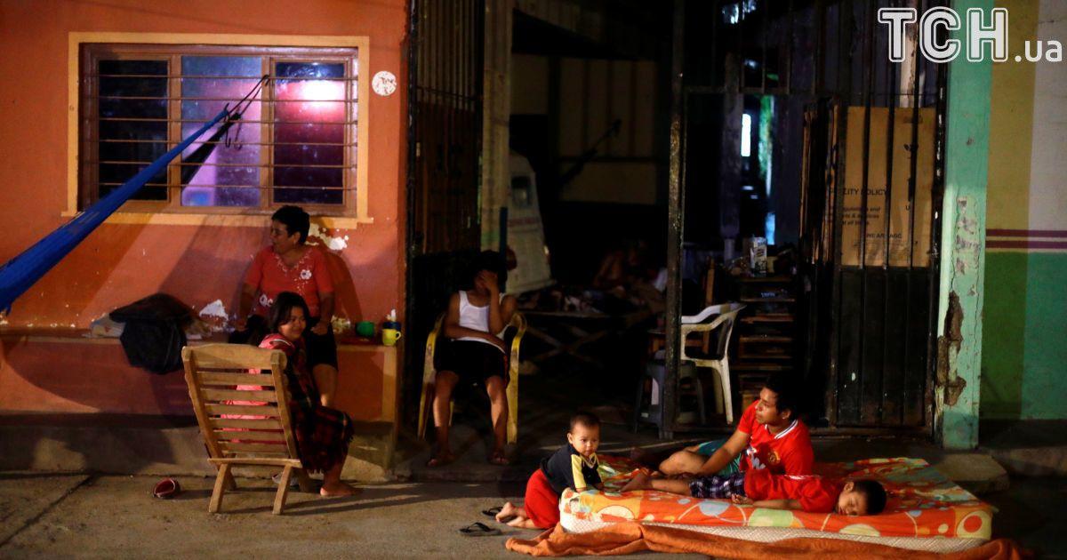 Ответный удар: после землетрясения в Мексике зафиксировано 122 афтершоки