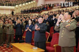 Ким Чен Ын отпраздновал шестое ядерное испытание пышным банкетом и концертом