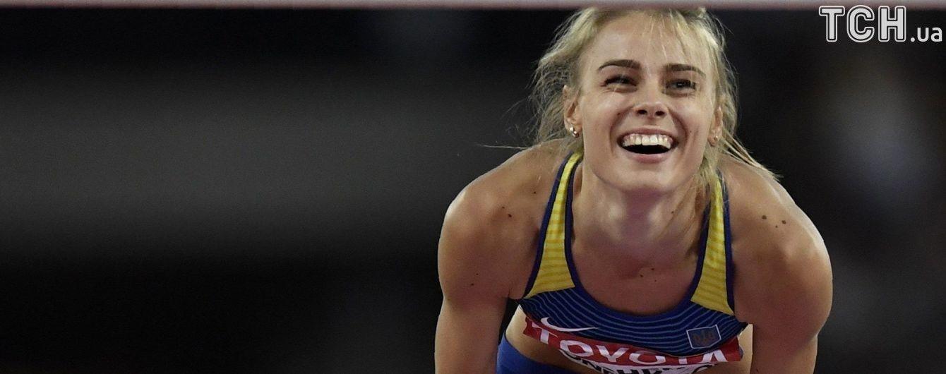 """Стрибунка Левченко виграла """"срібло"""" найпрестижнішого легкоатлетичного турніру"""