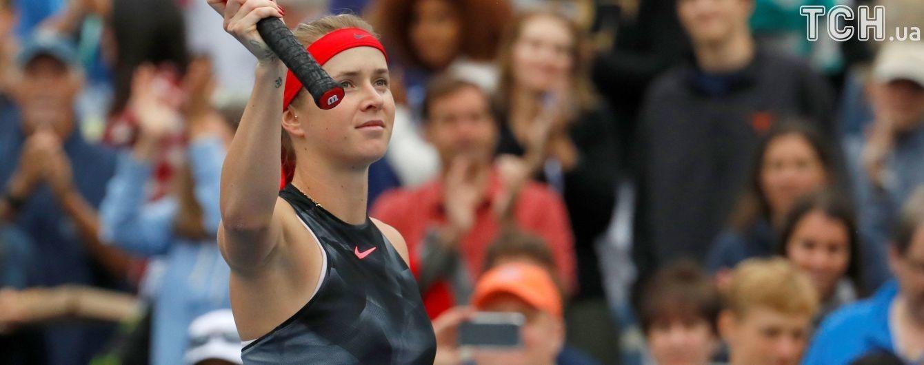 Українські тенісистки потрапили до топ-3 у WTA-турі цього сезону