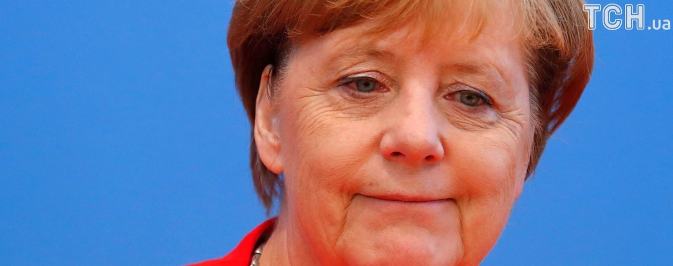 Россия частично несет ответственность за химическую атаку в Сирии - Меркель
