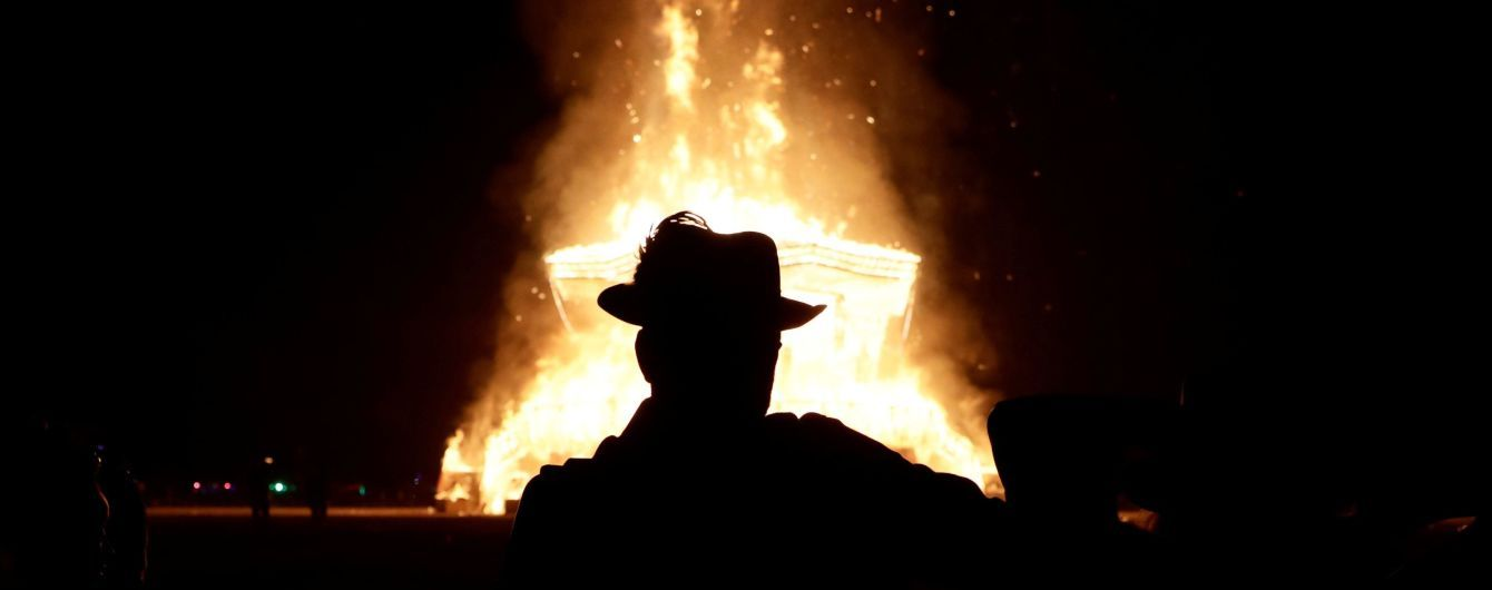 У США помер засновник культового фестивалю Burning Man