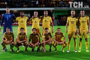 Гравці збірної Уельсу показали, як потрібно робити командне фото перед матчем
