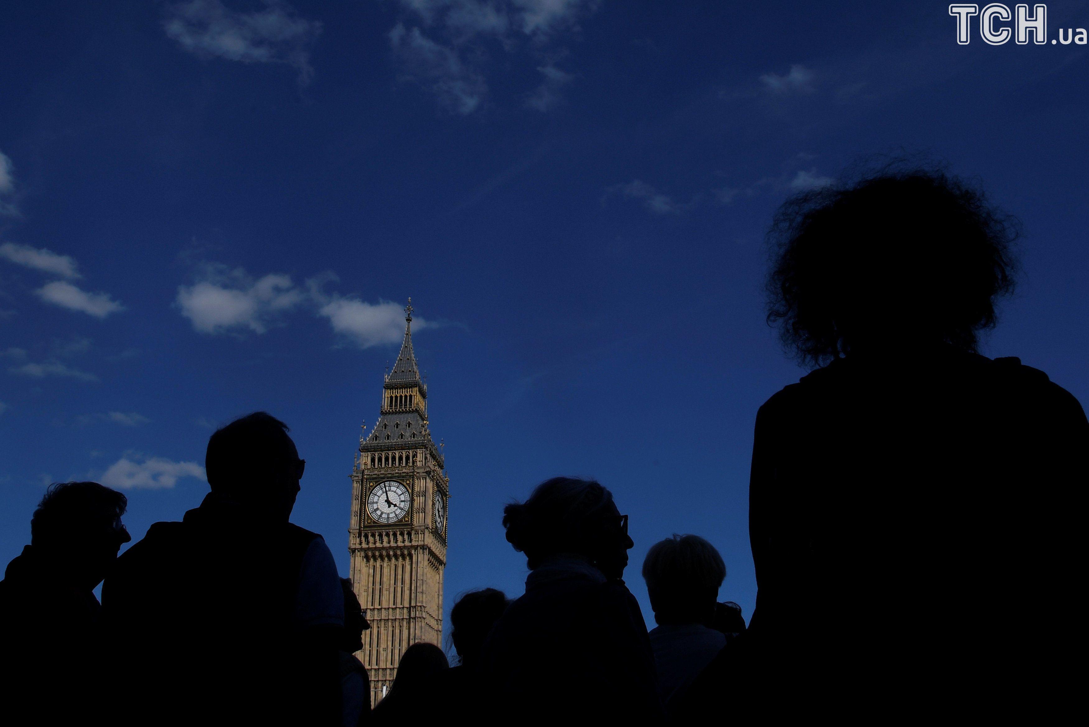 лондонський годинник Біг Бен_9