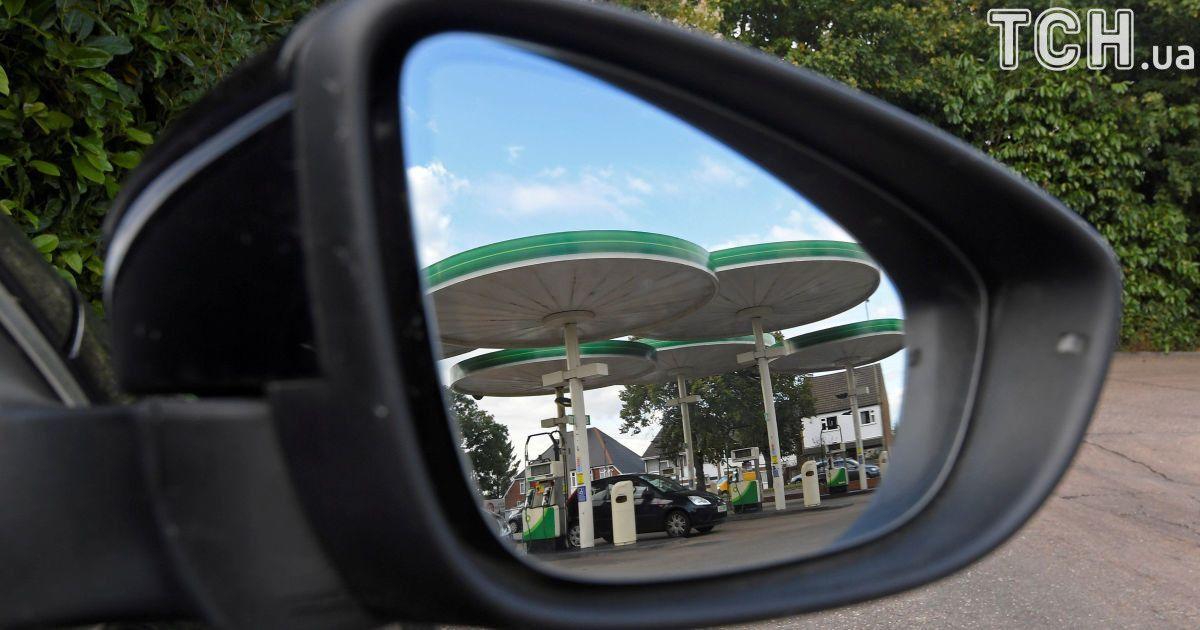 На АЗС поползли вверх цены на бензин и дизтопливо