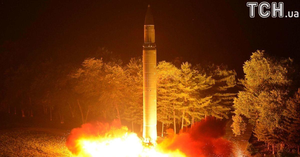США заметили подготовке КНДР к новым запускам ракет