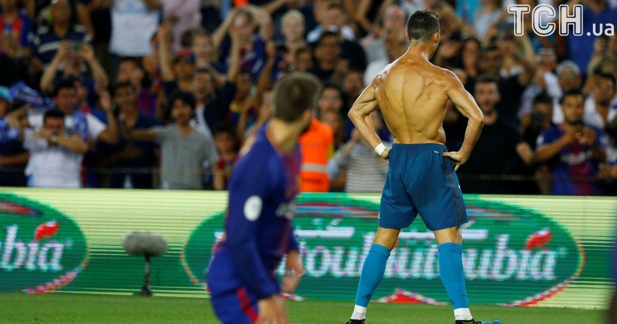 Барселона реал мадрид суперкубок счет