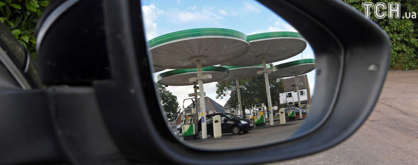 Сколько стоит заправить авто на АЗС утром 13 июля
