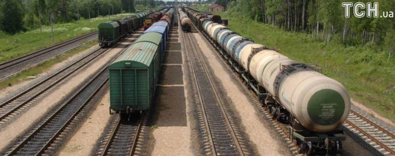 На Полтавщині 11-річна дитина не встигла вилізти з-під вагона і ій відрізало ступню
