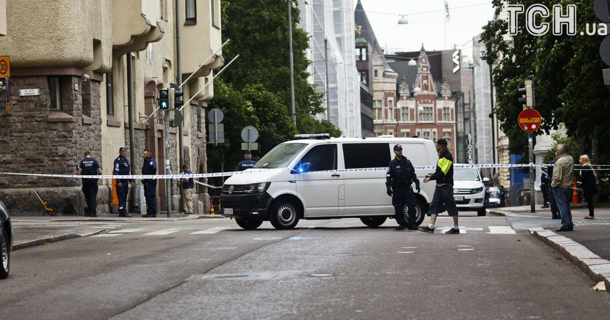 Унаслідок наїзду автомобіля на пішоходів у Гельсінкі постраждали росіяни