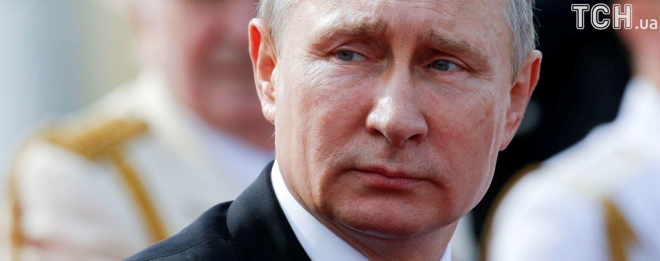 Путін досі не визначився щодо своєї участі в президентських виборах у РФ 2018 року