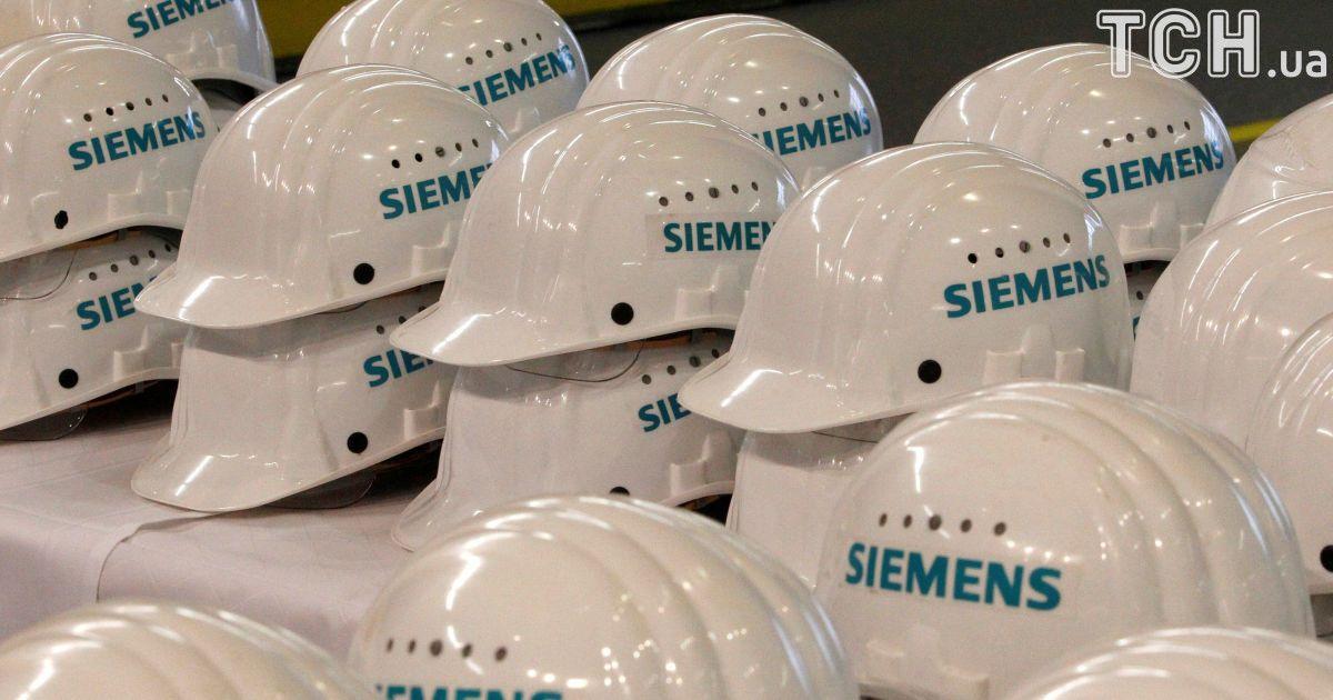 В России отправили в отставку гендиректора компании, связанной со скандальными турбинами Siemens