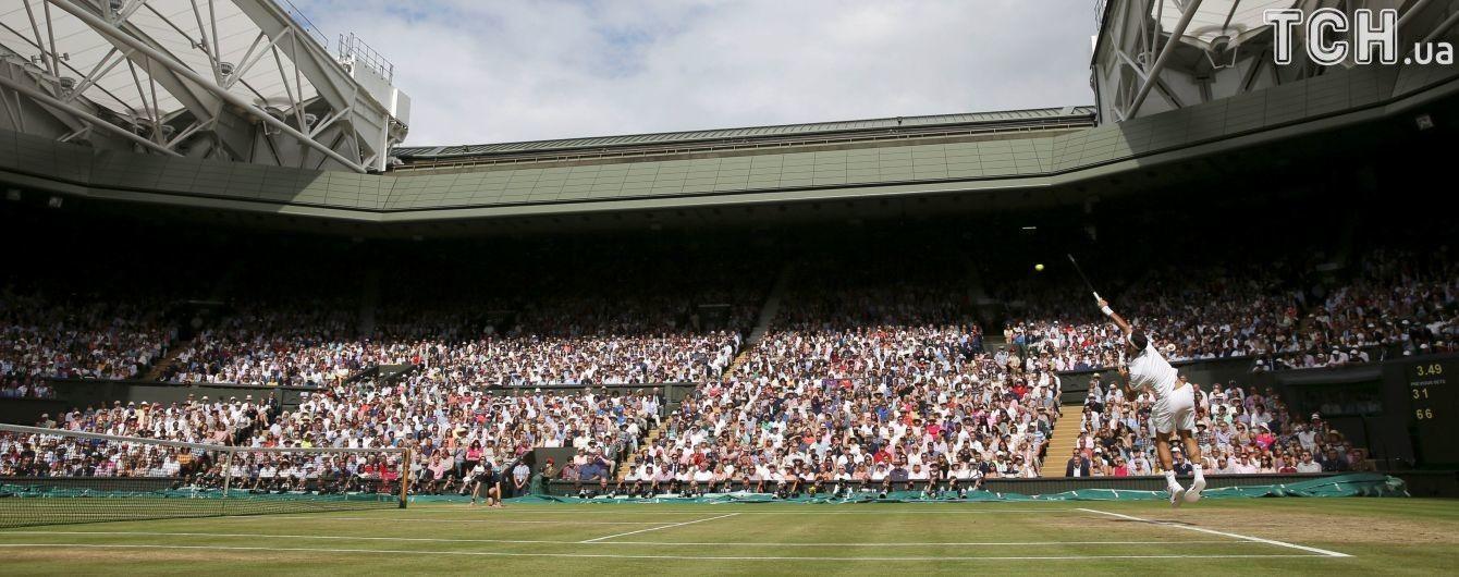 Чотири тенісні матчі Grand Slam можуть виявитися договірними