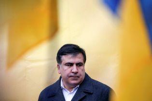 Саакашвили нашелся в Вильнюсе и отказался от литовского гражданства