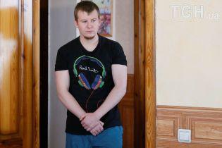 Пленного российского военного Агеева приговорили к 10 годам лишения свободы
