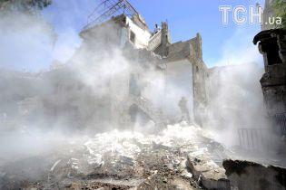 На урядовій авіабазі у Сирії прогриміли вибухи