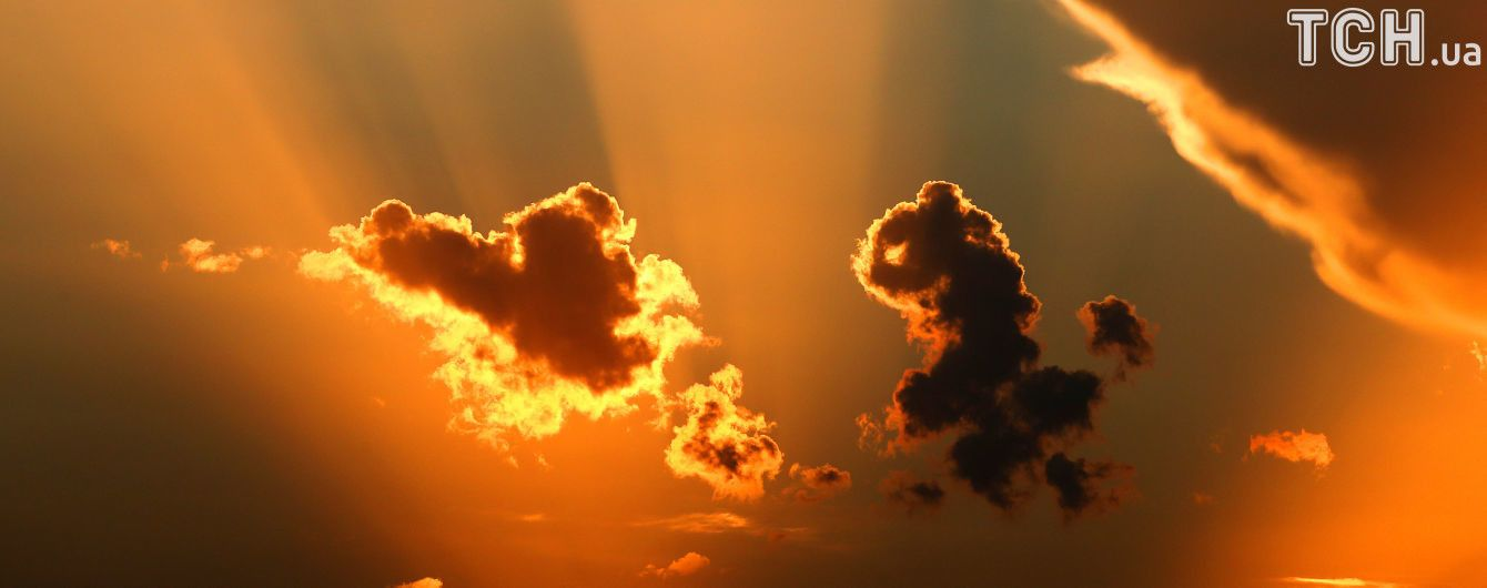 До України йде спека - синоптики обіцяють до 37 градусів. Прогноз погоди на 21-30 липня