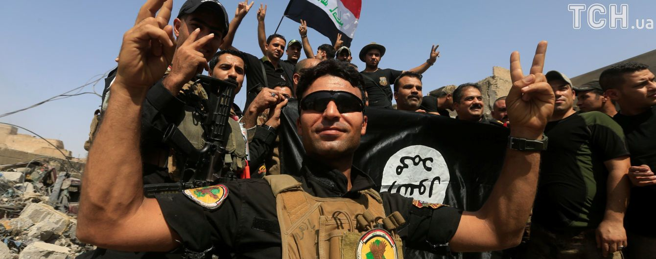 """Армия Ирака начинает масштабное наступление на один из последних городов, захваченных """"ИГ"""""""