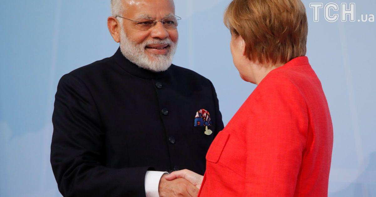 Прем'єр-міністр Індії Нарендра Моді