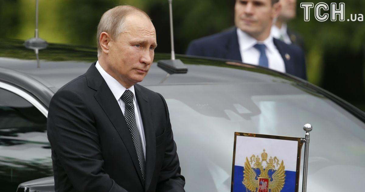 """Путін планує побувати в окупованому """"Артеку"""""""