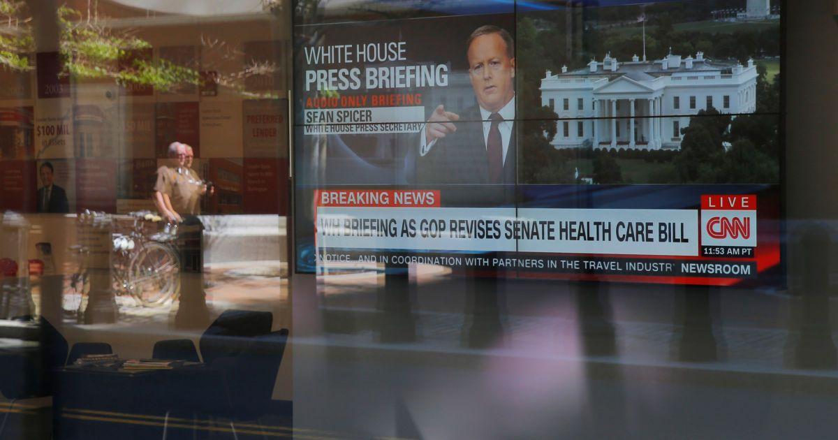 Телеканал CNN вводит строгие ограничения относительно публикаций о России