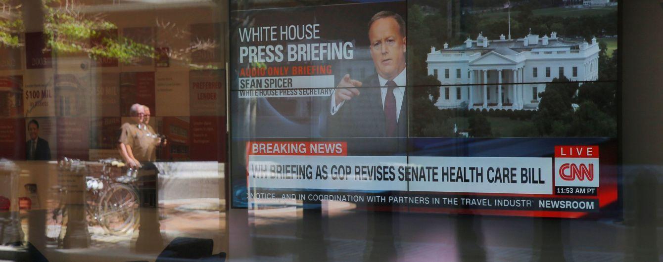 Помещение CNN в Нью-Йорке эвакуировали из-за взрывного устройства