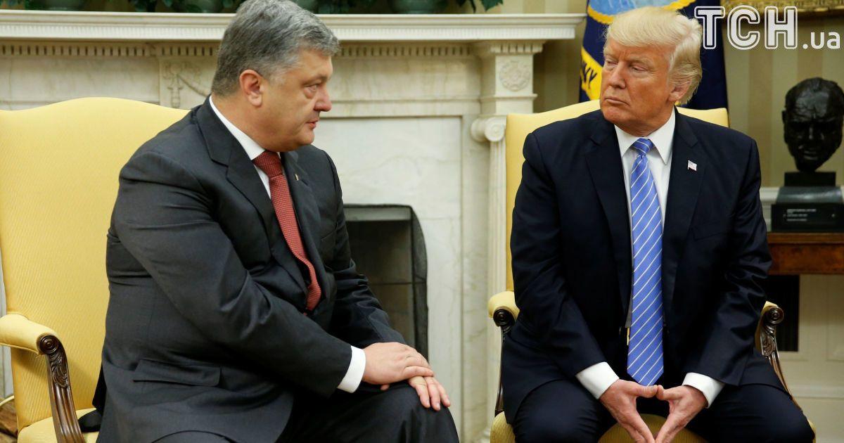 Посол Украины в США приоткрыл занавес над темой встречи Порошенко и Трампа в Нью-Йорке