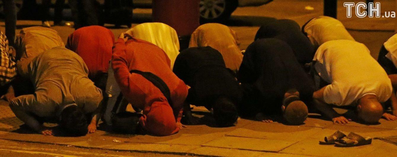 Теракт в Лондоне: нападавший во время задержания кричал, что хочет убивать мусульман