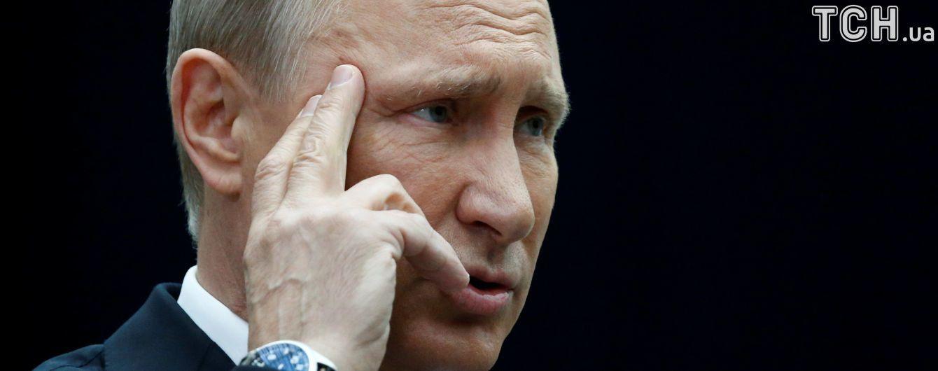 Путін в інтерв'ю Стоуну видав атаку США на талібів за роботу російської авіації в Сирії - ЗМІ