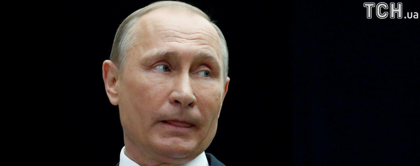 Полная ерунда: Песков прокомментировал видеозапись, которую Путин выдал за российскую атаку в Сирии