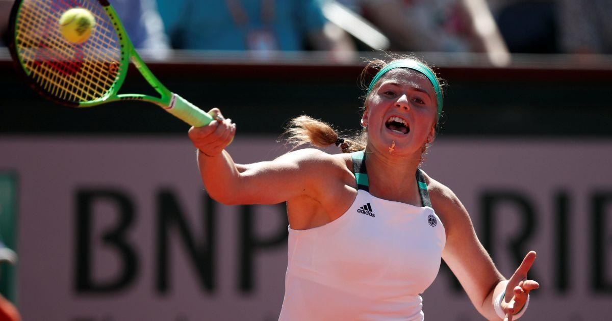 Остапенко виграла Roland Garros @ Reuters
